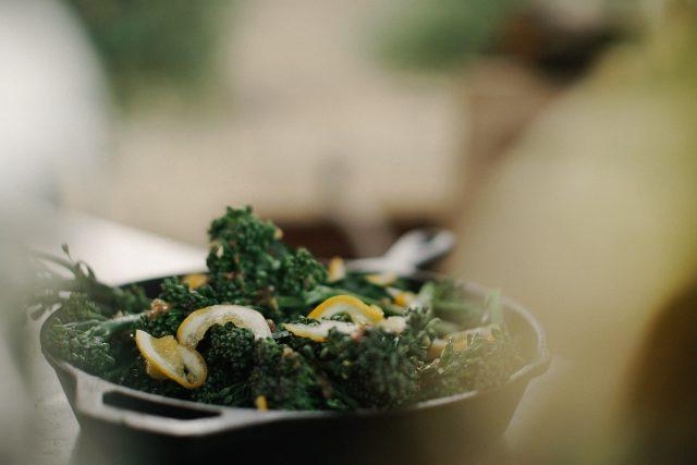 Broccolisalat til hele året