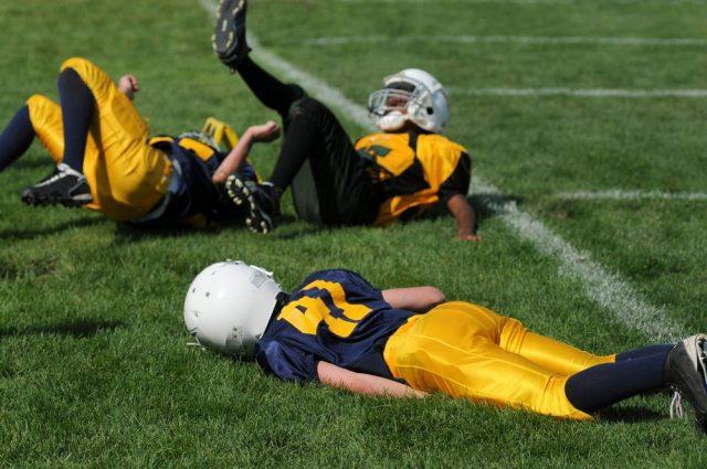 Sport er sundt og lærerigt for dit barn